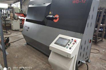 фабрика цена двојно жичен автоматски стреме свиткување машина
