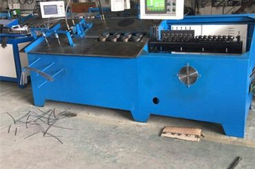 automaitc cnc 3D индустриска жица свиткување машина