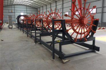 челик кафез заварување машина, челик арматура кафез машина за правење