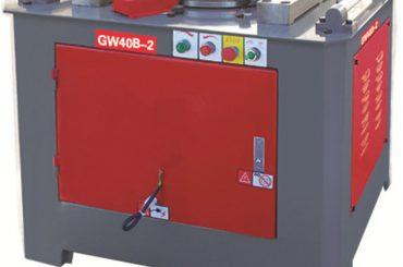 електрична арматура за виткање машина за свиткување челичен папа