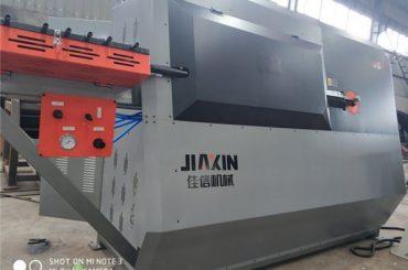 автоматска арматура за свиткување, механизам за виткање на челични жици, бендер со челична жица