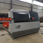 хидрауличен автоматски 2d CNC челична жица свиткување машина
