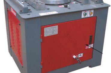 хидраулични нерѓосувачки челик цевка свиткување машина, квадратни цевка / круг цевка benders за продажба