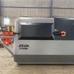 пренослив арматурен замазнувач со машина за виткање CNC тркалезна челична плоча за сечење и виткање машина