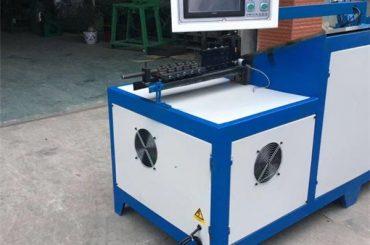 6mm челична жица закачалка машина универзална нерѓосувачки челик кошница cnc жица бендер