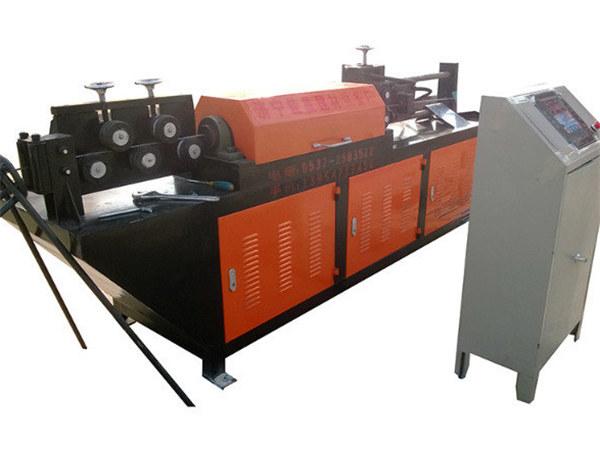 автоматска хидраулична жица за зацврстување и машина за сечење