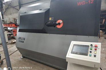Индустриски машини опрема на деформирани бар направени во Кина автоматски stirrup бендер